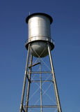Water tower. Town water tower Royalty Free Stock Photo
