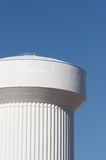 Water Tower. Large water tower Royalty Free Stock Images