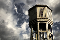 Free Water Tower Stock Images - 55645024