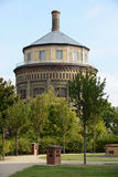 Water tower - Berlin Royalty Free Stock Photography
