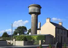 Water Tower in the County Tipperary Royalty Free Stock Photo