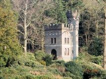 Water tower in estate Oud Groevenbeek Royalty Free Stock Photos