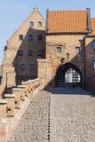 Water Tower in Grudziadz. Grudziadz, Kuyavian-Pomeranian Voivodeship, Poland Royalty Free Stock Image