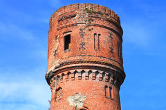 Water tower of Heiligenbeil Stock Photography