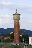 Water tower Ladenberg Germany Royalty Free Stock Photography