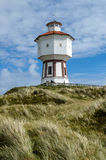 Water tower of Langeoog, Germany Royalty Free Stock Photography