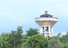 Water tower in Manado Stock Images