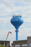 Water tower of oxford Royalty Free Stock Images