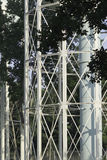 Water Tower Sructure Royalty Free Stock Photography