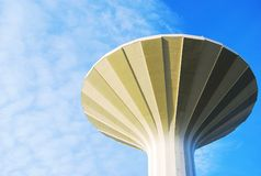 The water tower Svampen Stock Image
