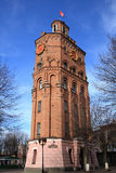Water tower in Vinnytsia city (Ukraine) Royalty Free Stock Photography
