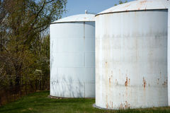 Water towers Stock Photos