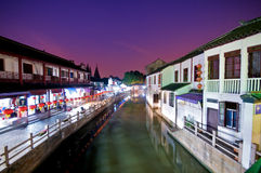 Water town china Stock Photos