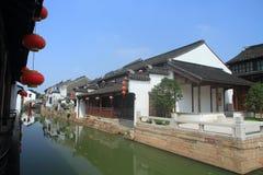 Water town of Luzhi, suzhou China Stock Photography