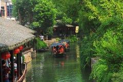 Water town of Luzhi, suzhou China Stock Image