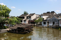 Water town in south China Stock Photos