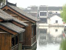 At the water town-tongli Royalty Free Stock Image