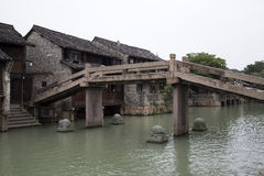 Water town Wuzhen Royalty Free Stock Photos