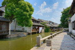 Water Towns royalty free stock images
