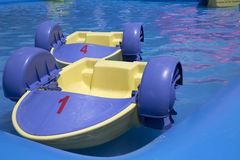 Water toys Royalty Free Stock Photography