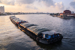The Water Transport stock image