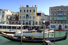 Water transport,Venice Stock Image