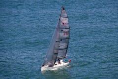 Water Transportation, Sail, Sailboat, Dinghy Sailing royalty free stock photography