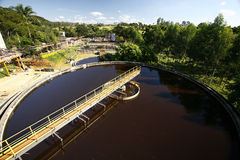 Water Treatment Stock Photography