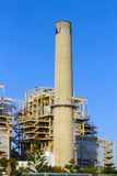 Natural Gas Energy Plant  Stock Photo