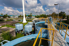 Water Treatment Plant Stock Photos