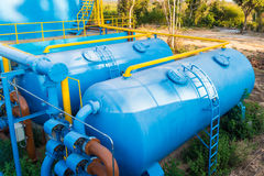 Water Treatment Plants Stock Photos