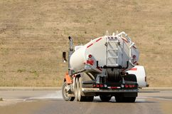 Water Truck Stock Photography