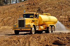 Water Truck Royalty Free Stock Images