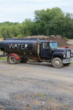 Water Truck Royalty Free Stock Image