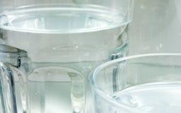 Water tumbler Stock Images