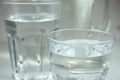 Water tumbler Royalty Free Stock Photo