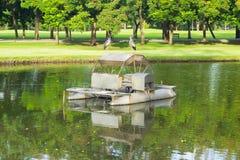 Water turbine Stock Image