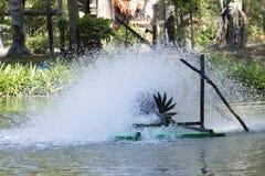 Water turbine Royalty Free Stock Image