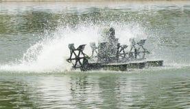 Water turbine Royalty Free Stock Photography