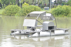Water turbine Royalty Free Stock Photos