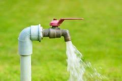 Water Usage Royalty Free Stock Image