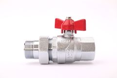 Water valve Royalty Free Stock Photo