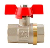 The water valve Stock Photo
