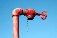 Water Valve royalty free stock photo