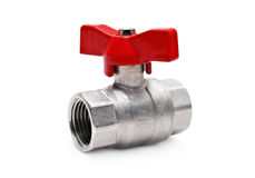 Water valve isolated Stock Photos