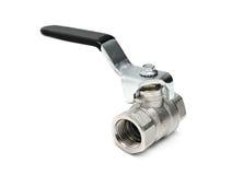 Water valve isolated Stock Photos