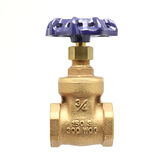 Water valve Royalty Free Stock Photography