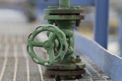 Water valve Stock Image