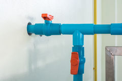 Water valves. Stock Photography