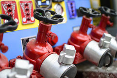 Water Valves Stock Photos